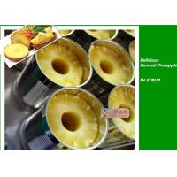 Wholesale Sweet Delicous Tropical Canned Fruit Pineapple Benefits For Health from china suppliers