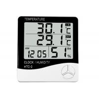 Wholesale Digital LCD Thermometer Hygrometer Electronic Temperature Humidity Meter Weather Station from china suppliers