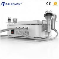 Wholesale Nubway 80W radio frequency power ultrasonic cavitation vacuum for skin tightening from china suppliers