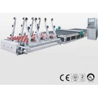 Wholesale Double Glazing Cnc Glass Cutting Machine with CE Certificated , SMC Valve from china suppliers
