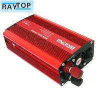 Wholesale Solar 800w Car Power Inverter Red Colour Auto Power Inverter With USB 5v 1A from china suppliers