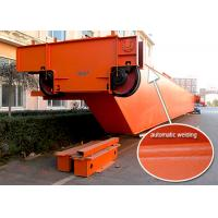 Buy cheap Electrical Hoist Single Girder 5 Ton Overhead Crane  with Max wheel load 72 KN-507 KN from wholesalers