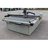 Buy cheap CNC Gasket Cutter / Foam Cutting Machine Single Module Cutting System from wholesalers