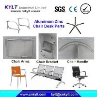 Wholesale Aluminum/Zinc Alloy Arms/Foot/Bracket Injection Parts for Chairs/Desk/Table from china suppliers