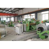 Wholesale 0.4 - 3.0 mm Stainless Steel Cut to Length Machine Automatic Cut To Length Line from china suppliers