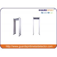 Quality Court Security Walk Through Metal Detector Door 0-255 Level Sensitivity for sale