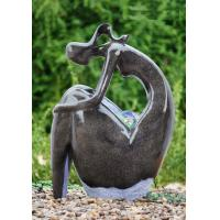 Wholesale Customized Shape Outdoor Water Fountain Statues Garden Fountains For Home from china suppliers