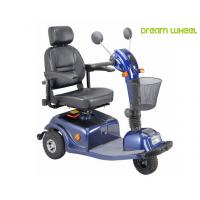 Wholesale 24V 40Ah Three Wheels Electric Mobility Scooter 6Km - 12Km / H 88Kgs Multi Function from china suppliers
