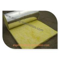 Wholesale roofing  glass wool blanket  insulation materials from china suppliers