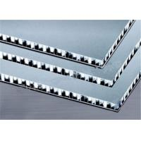 Wholesale Aluminum Roofing Panels 6mm, 10mm, 15mm, 20mm, 25mm Honeycomb Metal Core Light Weight from china suppliers