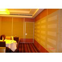 Wholesale HPL Melamine Training Room Internal Partition Walls For Convention from china suppliers