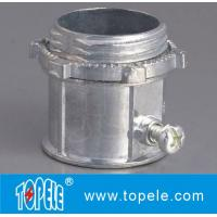 Wholesale EMT Conduit And Fittings Zinc / Aluminum / Zinc-plated Steel Connector Professional from china suppliers