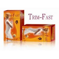China Botanical Trim Fast Herbal Slimming Pills , GMP Certificated Weight Loss Capsules on sale