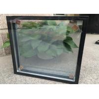 Wholesale Clear Colored Insulated Low E Glass Double Insulated For Vessel / Train Windows from china suppliers