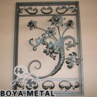 Wholesale Wrought Iron Home Wall Decor from china suppliers