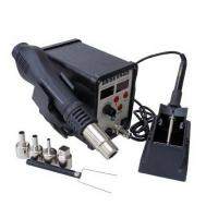 Wholesale SAIKE 898D hot air rework station soldering station from china suppliers