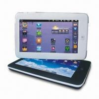Wholesale 3G Tablet PC with Built-in Wi-Fi, GPS, Bluetooth, GSM and WCDMA Functions from china suppliers