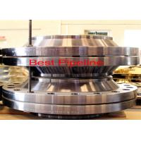 Alloy Steel Reducing Weld Neck Flange , Carbon Steel Forged Flanges for sale