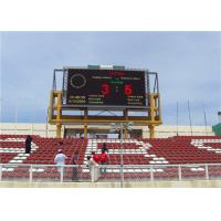 Wholesale Digital LED Sports Stadium Digital Scoreboards P10 LED Display Outdoor from china suppliers