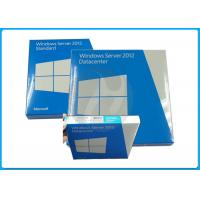 Wholesale Windows Server 2012 Retail Box , windows server 2012 r2 small business for remote access from china suppliers