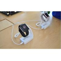 Wholesale COMER anti-theft cable locking alarm smart watch display stands from china suppliers