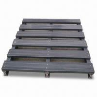 Wholesale 20 x 100mm Waterproof WPC Pallet, Replaces Wooden Pallet, Fumigation-free, Free of Spliter from china suppliers