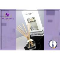 Wholesale Professional Aroma 80ml Essential Oil Reed Diffuser Gift Set from china suppliers