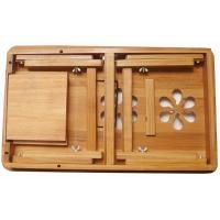 Wholesale New Style Bamboo Laptop Table(Foldable) from china suppliers