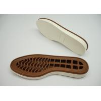 Wholesale Dual Color TPR Shoe Sole Material , TPR Sole Full Form Wear Resisting from china suppliers