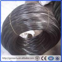 Wholesale Bangladesh Hot Sale6-16 Gauge Construction Use Black Annealed Iron Wire/Binding Wire(Guangzhou Factory) from china suppliers