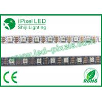 Wholesale DC5V SMD5050  WS2812B LED Strip  60pcs leds/m addressable led flexible strip from china suppliers