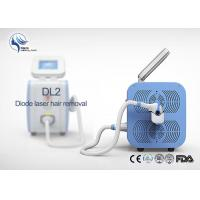 Wholesale Portable Safety Diode Laser Hair Removal Machine 808nm with Big Spot Size from china suppliers
