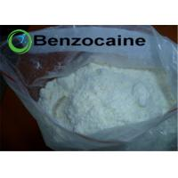 Wholesale White Crytalline Powder Benzocaine Inquiry about Medical Supply Local Anesthetic from china suppliers