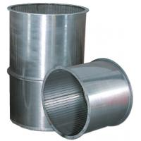 Wholesale Wedge Wire Screen Cylinders,Stainless Wedge Wire Screens from china suppliers
