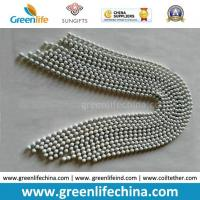Wholesale New Fashion White Plated Snake Nickle-Free Decorative Beaded Metal Chain from china suppliers