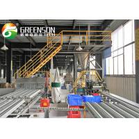 High Efficiency Drywall Gypsum Cornice Manufacturing Machine With High Output