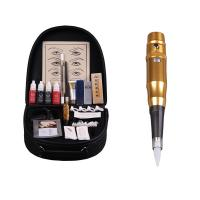 Wholesale Eyebrow Tattoo Equipment 5 Color Ink Practice Skin / Tattoo Eyeliner Pen from china suppliers