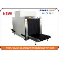 Wholesale Ce Approved Large Scale Railway x-ray scanning machine , X Ray Luggage Scanner from china suppliers