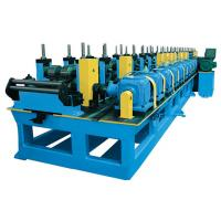 Wholesale C Z Purlin Roofing Sheet Roll Forming Machine , 30KW Motor Roof Panel Roll Forming Machine from china suppliers