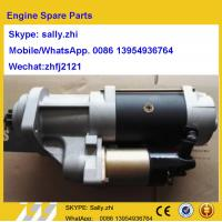 Buy cheap brand new Starter , C3965281 , DCEC engine  parts for  DCEC 6CTA8.3 engine in  wheel loader ZL50 from wholesalers