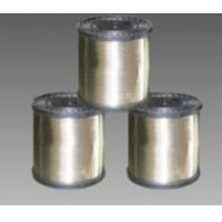 Wholesale 0.127mm Copper Clad Aluminum Wire TCCA for screening purpose / LED pin / Bobbin pin from china suppliers
