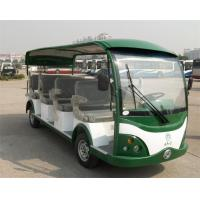 Wholesale Sightseeing Battery Powered Electric Shuttle Bus With11 Seater 4.0KW DC Motor from china suppliers