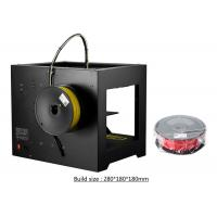 Wholesale Replicator Desk Top DIY Large 3D Printer Office High Precision SD Card from china suppliers