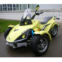 Wholesale BRP Can-am 250CC Single Cylinder Sand Three Wheel ATV In Yellow from china suppliers