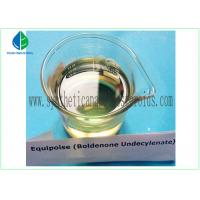 Wholesale CAS 10161-34-9 Equipoise Boldenone Undecylenate Injection Anabolic Androgen Steroids from china suppliers
