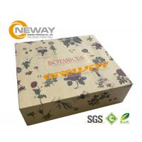 Wholesale Silk Screen Printing Gift Packaging Box ,  Brown Kraft Magnetic Gift Boxes from china suppliers