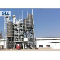 Wholesale Commercial Dry Mortar Mixer Machine , Dry Mix Mortar Production Line from china suppliers