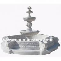 Wholesale Tier Fountain with Pool Surround from china suppliers