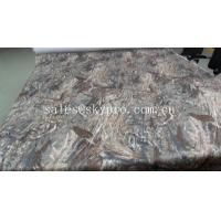 Wholesale Woven fabric laminated / printed EVA rubber foam mat for boat deck from china suppliers