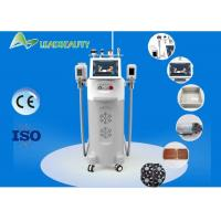 Wholesale Vertical Cryolipolysis Body Slimming Machine , Painless Cellulite Treatment Machine from china suppliers